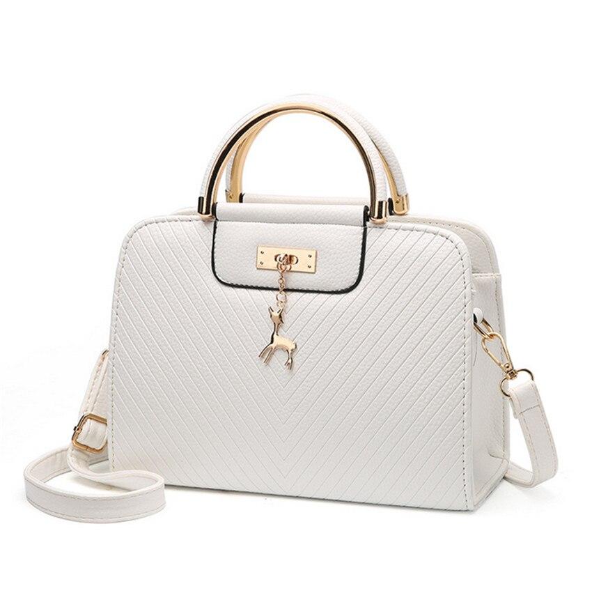 Новая женская сумка, модная сумка с тиснением через плечо, сумка на одно плечо, тонкая белая сумка|Сумки с ручками|   | АлиЭкспресс