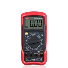 цена на UNI-T UT54 Digital Multimeter  Voltmeter Ammeter Ohmmeter Electrical Meter with LCD display multimeter