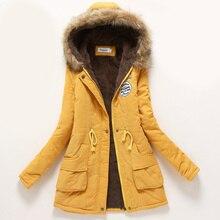 Зимнее пальто для беременных женщин парка верхняя одежда для мам Одежда для беременных военная куртка с капюшоном меховая одежда Зимний комбинезон с капюшоном