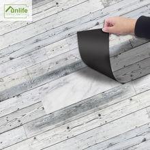 Funlife®Наклейка для пола с зернистой поверхностью 20x300 см