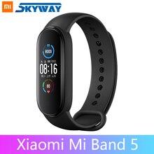 Smart Bracelet Wristband Xiaomi AMOLED Fitness Bluetooth Sport Waterproof Traker 5