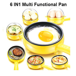last one cheap Electric Fried Eggs Tool Egg Boilers Cooker Fried Egg  Multi Functional Pan Breakfast Artifact Fried Eggs Machine