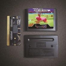 Kirbyed In Soniced Game The Hedgehog 2   16 Bit MD Game Card for Sega Megadrive Genesis Video Game Console Cartridge