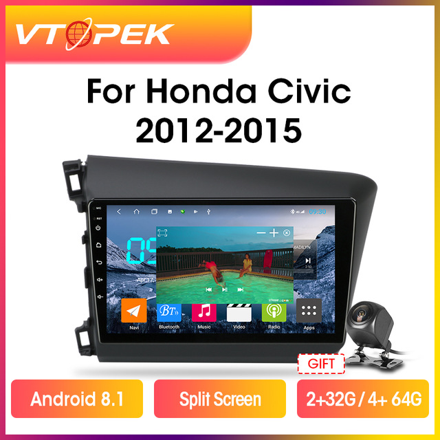 Android Car Radio Video Player 1