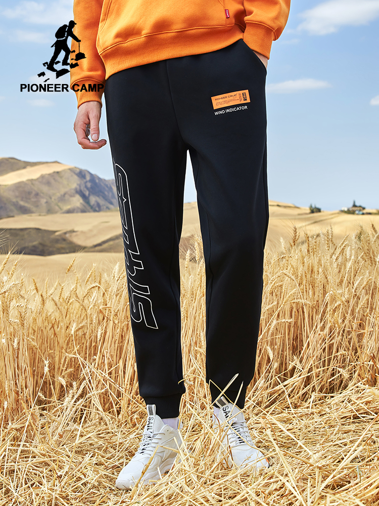 SPECIAL PRICE) Pioneer Camp Mens Sweatpants For Winter