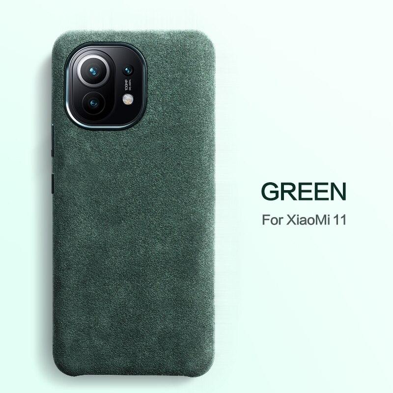 Mi11 Green