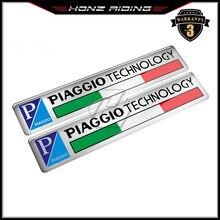 Calcomanías 3D para motocicleta Piaggio Vespa MP3 PX, calcomanías GTS GTV 125 150 300