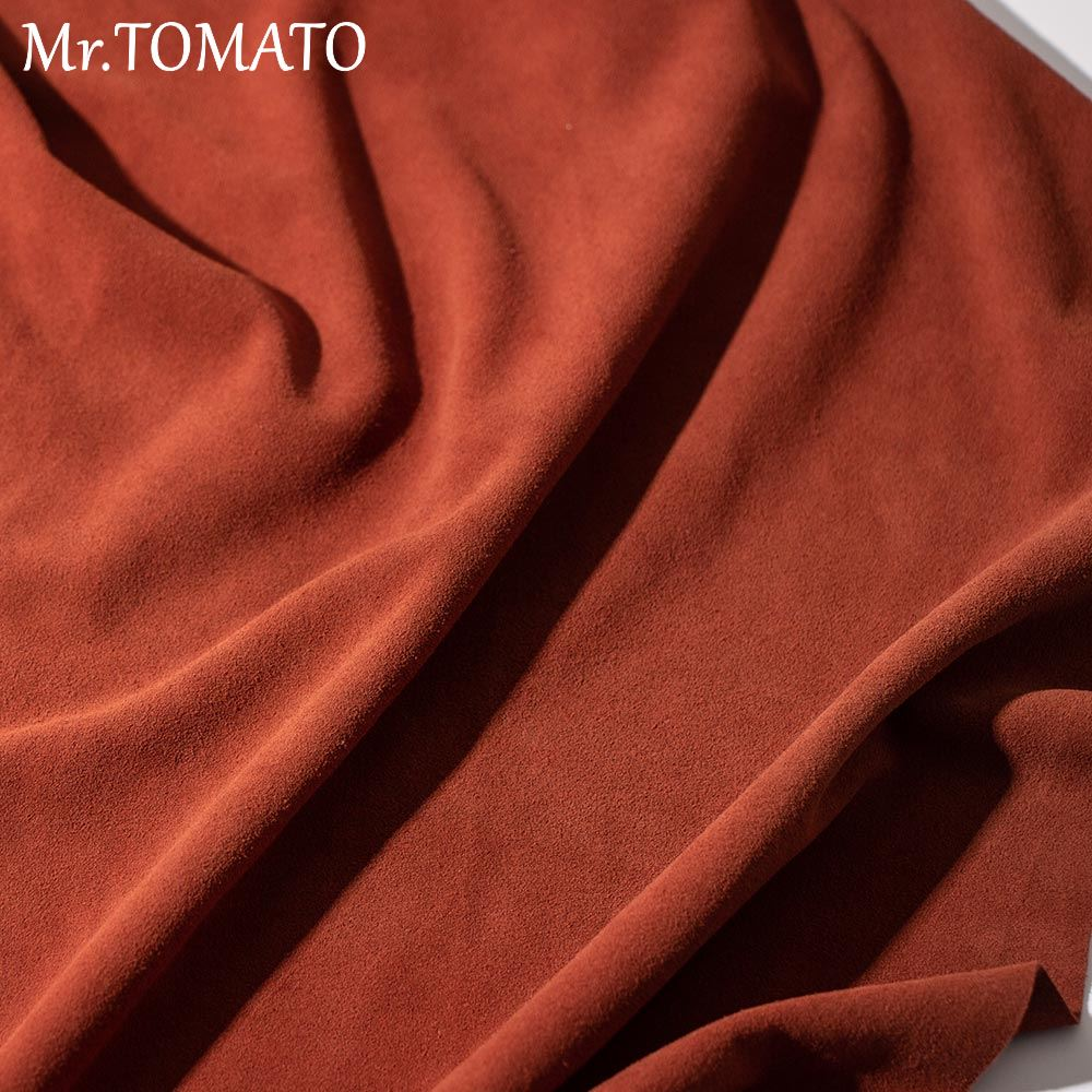 High quality Sheep skin   leather   grain matte real Genuine   leather     suede   face   leather   soft whole skin craft 0.3-0.5 mm thick
