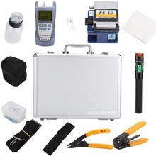 Fiber-Optic-Tool-Kit Optical-Power-Meter Fc-6s-Fiber Cleaver FTTH with Cleaver/70dbm/To/10dbm