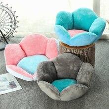 Портативная Милая кровать для кошек супер мягкая комнатная круглая