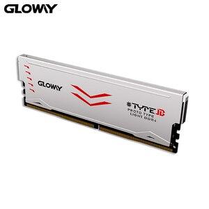 Image 3 - Gloway Loại B Series DDR4 8GB * 2 16GB 3000Mhz 3200MHz RGB RAM dành cho Máy tính để bàn chơi game DIMM với hiệu suất cao Memoria RAM