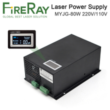 FireRay MYJG-80W CO2 Laser Power Supply Category for CO2 Laser Engraving and Cutting Machine