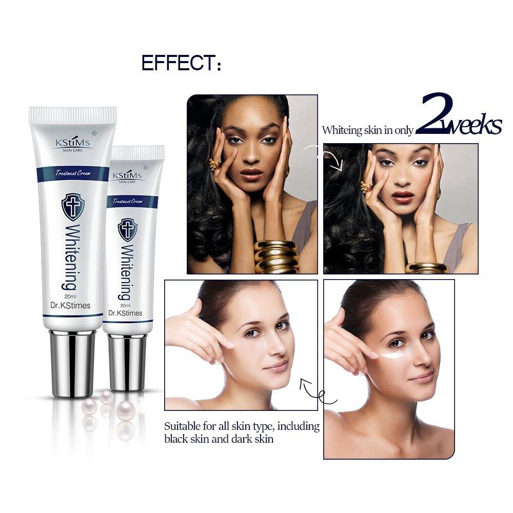 KStims Glutathione Moisturizing Face Whitening Cream Day & Night For Dark Skin