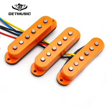Orange HSH Alnico electric guitar pickup with high output bridge position недорого