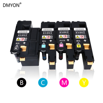 DMYON Toner Cartridge Compatible for Xerox Phaser 6020 6022 Workcentre 6025 6027 for 106R02763 106R02760 106R02761 106R02762 фото