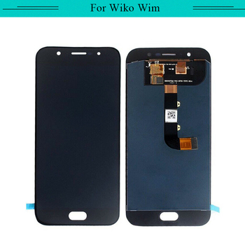 Tested 1pc For Wiko wim LCD Display Assembly with touch Screen Complete Digitizer with Free Shipping