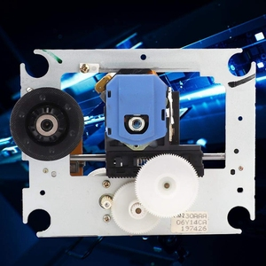 Image 2 - 브래킷 가시 광선 레이저 헤드 교체 수리 부품과 New KHM 230AAA DVD 광학 레이저 렌즈
