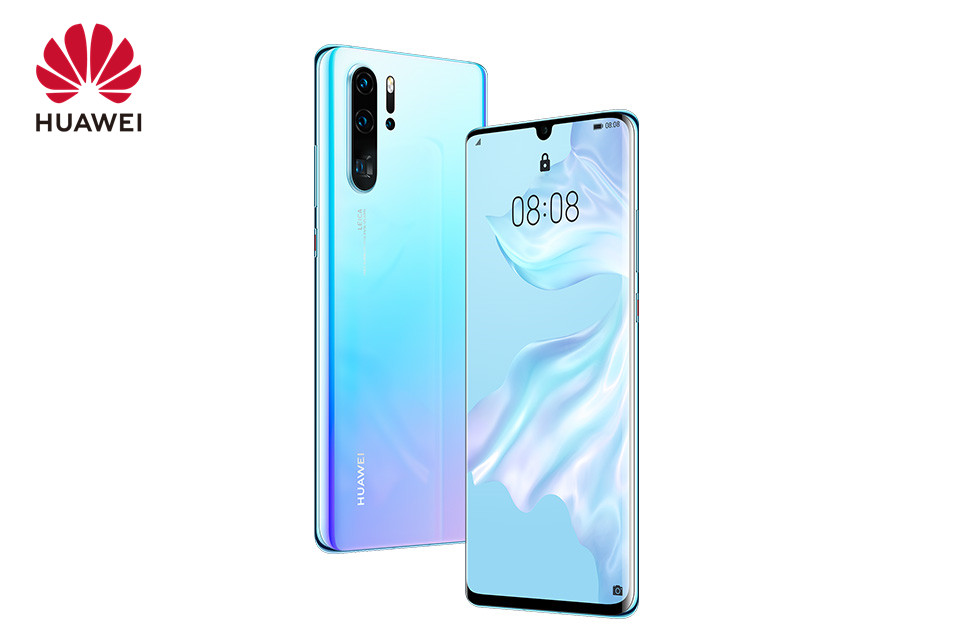 Global Version Original Huawei P30 Pro 8G+256G Mobile Phone Kirin 980 Android 9.1 6.47'' OLED 2340X1080P IP68 NFC 5Cameras 40MP