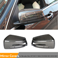 Запасные автомобильные зеркала из углеродного волокна для Mercedes-Benz W176 W117 W246 X156 W204 W212 W218 W221