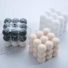 Diy Форма для свечей соевый воск форма пластырь ароматерапии