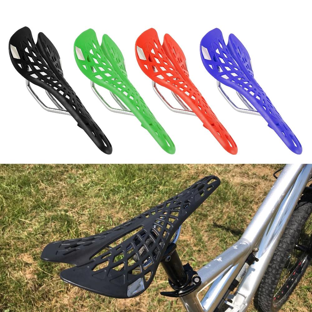 Spider Ergonomic Lightweight Cycling Bike Bicycle Seat Saddle Mountain Racing