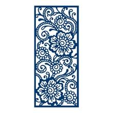 YaMinSanNiO Flower Dies Frame Metal Cutting Scrapbooking New for 2019 Lace Border Craft Cuts Card Making Stencils