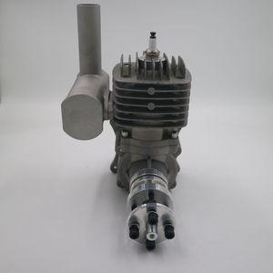 Image 2 - RCGF 61cc Benzine/Benzine Motor voor RC Vliegtuig