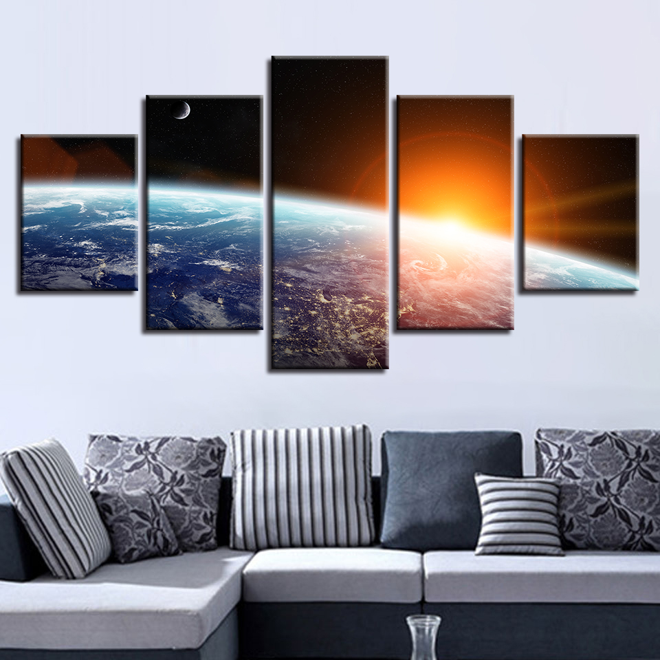 Hbb327cb060a74df2adde1e12e6cfd2231 Canvas HD Prints Paintings Wall Art Home Decor 5 Pieces Welcome Dropshipping Wholesale We Can Provide All The Pictures