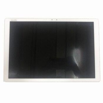 """Montaje del digitalizador de cristal de la pantalla táctil del LCD del ordenador portátil de 12,6 """"para el transformador de ASUS 3 Pro T305CA T305C T305 NV126A1M-N52 V3.1 blanco"""