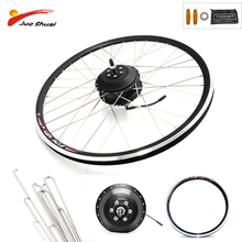eBIKE Conversion Kit 20-29 inch 700C Electric Bicycle motor 36V 250W 350W 500W Front Rear Hub Motor Wheel ebike motor in bulk