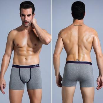 8pcs/lot boxer men underwear mens