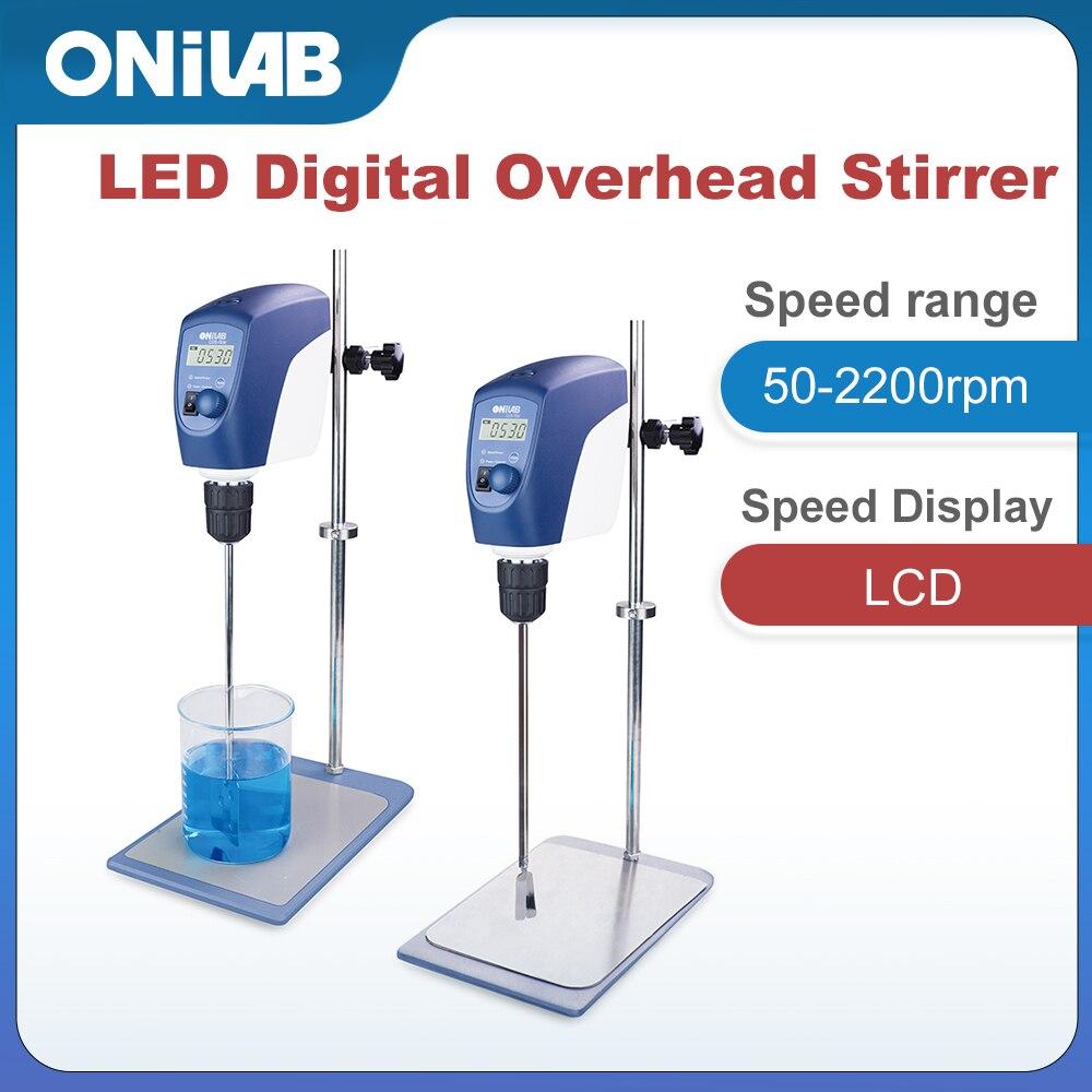 ONILAB O20-Star laboratorium LCD cyfrowy mieszadło mieszadło