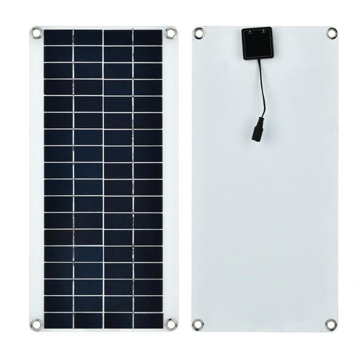 20w painel solar carregador 50a controlador de 04