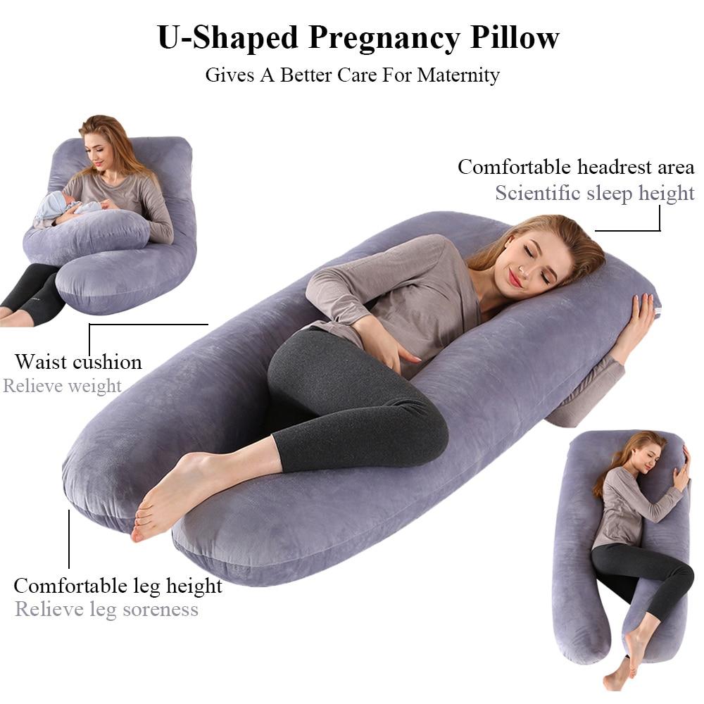 Mom pregnancy pillow