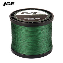 Multifilament Wire Fishing-Accessories Braided Pe-Line Japanese 4-Strands JOF 300M 500m-1000m