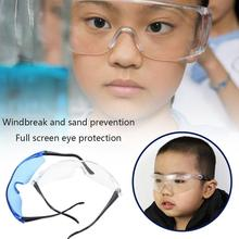 Child Safety Goggles Excellent Polycarbons Anti Explosion Protective Child Glasses Proof Safety Dust Activities Outdoor L6U5