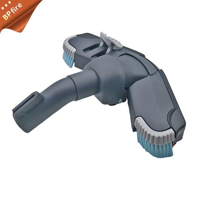 32mm acessórios para aspirador, escova de alcance total para philips fc8398 fc9076 fc9078 fc8607 fc82 * fc83 * fc90 * série bpfire