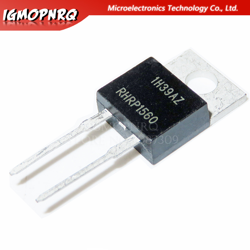 10pcs RHRP1560 RHR1560 TO-220 New Original