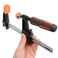 Hot Sale Clutch F Clamps Heavy Duty Bar Clamp 12 Inch Quick Ratchet Wood Working Clamping Tool