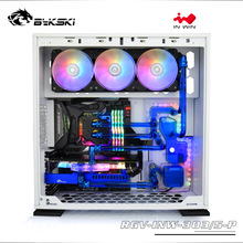 Chassis Ddc-Pump Acrylic-Board Water-Channel Gpu-Block/3pin BYKSKI for CPU Rgb/combo