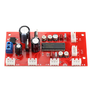 Image 2 - Ghxamp UPC1892CT Preamp Tone Board Preamplifier Tone Control Potentiometer Separation Good Quality Dual DC 12v 24V 1pc