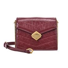 Vintage Crossbody Bag Women Fashion Chain Leather Luxury Handbags Bags Designer Shoulder