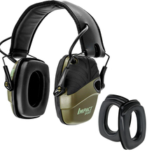 Tactical electronic shooting hunting sports noise reduction pickup headphones + for Howard Leight professional glasses earmuffs