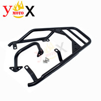 R9T Rear Luggage Rack Carrier Support Holder Passenger Hand Rail Bar Grip For BMW R NINE T NineT Scrambler 2014 2017 2015