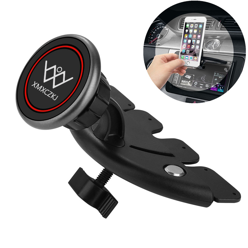 Univerola Magnetic Holder Phone Car For iPhone X 8 Samsung S7 S8 For Magnet Mount Holder Universal Smartphone Cell Phone Mobile|Phone Holders & Stands| |  - title=