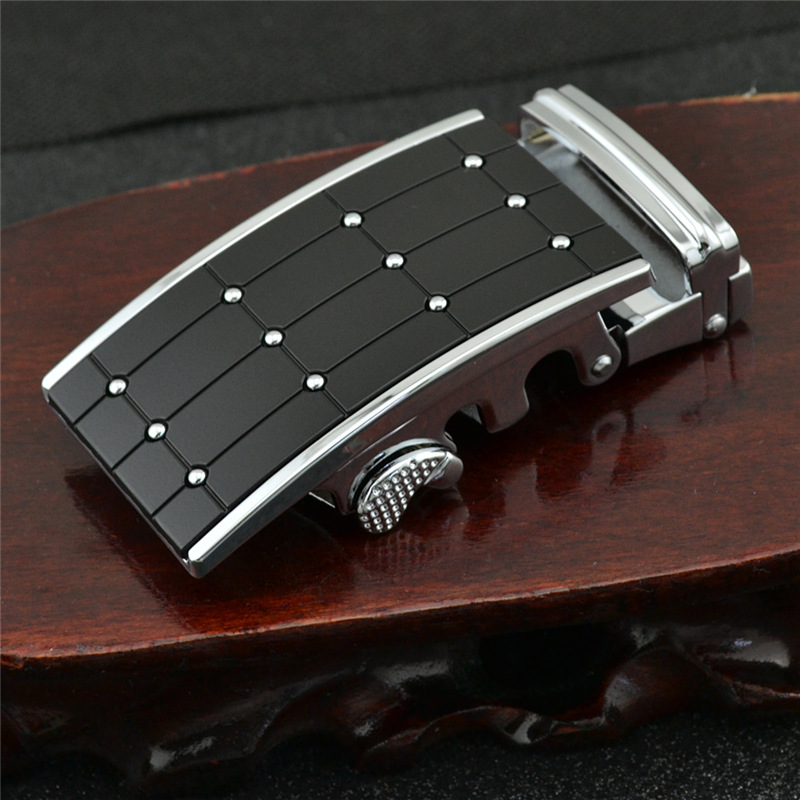 Apparel Accessories ... Belt Buckle ... 32245316647 ... 4 ... Automatic Belts buckle for men without body High quality Alloy Designers Fashion male brand Luxury Suitable width 3.5CM Leather ...