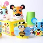 12pcs Children 3D DI...