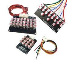 4S 3S 5S 6S 7S 8S 14S 21S 5A, ecualizador activo, balanceador, Lifepo4, batería Lipo de litio, condensador de ajuste de ecualización activa de energía LTO