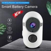 Videocamera domestica solor-power a1080p videocamera Wifi videocamere intelligenti con Montion rileva telecamera Ip protezione di sicurezza Mini videocamera Pet Cam