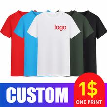 Camiseta 2020 esportes casual superior do grupo privado logotipo personalizado camiseta masculina e feminina